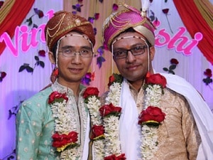 Indian techie who tied the knot with same-sex partner in Yavatmal recounts their journey