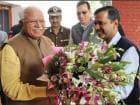 Kejriwal, Khattar resolve to improve Delhi air quality; CMs discuss ways to check stubble burning, vehicular pollution