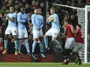 Premier League: FA gives Manchester United, City extra time to explain post-match fracas at Old Trafford