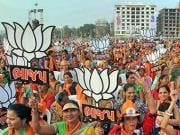 BJP top discussed political party on social media, economy dominated discourse during Gujarat and Himachal Pradesh Assembly polls