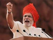 In last Independence Day speech of his term, Narendra Modi sets stage for 2019 polls, hits out at Congress