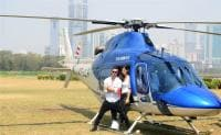 Baaghi 2: Tiger Shroff, Disha Patani take a helicopter ride to launch film's trailer