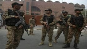 Pakistan vs Sri Lanka: Visitors land in Lahore 8 years after Gaddafi Stadium attack amidst heavy security