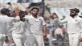 India vs Sri Lanka: Test cricket, you beauty! Twittwerati reacts to thrilling finish to Kolkata Test