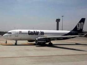 Jammu-bound GoAir flight with 112 passengers grounded at Leh airport due to technical glitch