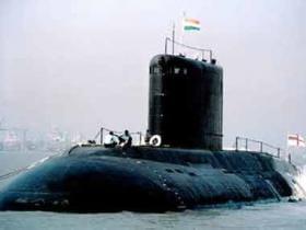INS Kalavari submarine handed over to Indian Navy