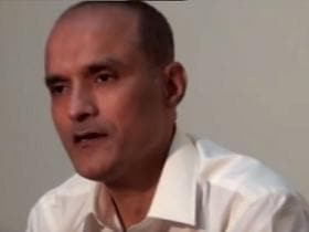 Pakistan says visa application for Kulbhushan Jadhav's wife, mother being 'processed' on humanitarian grounds