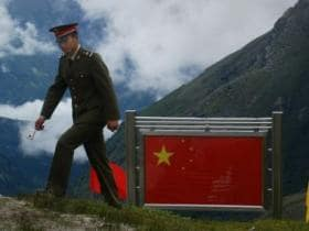 China opens highway to Nepal, says move might irk India