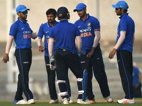 India vs New Zealand: Kiwis fall 30 short against Board President's XI in their opening warm-up game