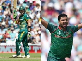 Highlights, South Africa vs Bangladesh, 2nd ODI at Paarl: Hosts win by 104 runs