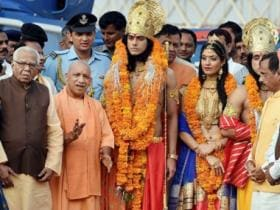 With Ram Temple unattainable, BJP bets on Ram statue