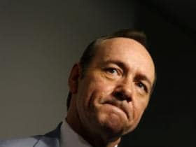 Kevin Spacey accused of groping by ex-husband of Norwegian royal