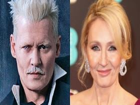 How can JK Rowling be 'genuinely happy' with casting Johnny Depp in sequel to Fantastic Beasts?