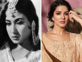 Meena Kumari biopic: Not Vidya Balan or Madhuri Dixit, Sunny Leone may be cast as veteran actress