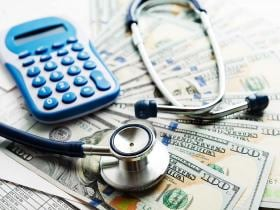 Difference between co-payment and deductibles in insurance