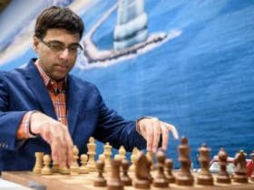 Tata Steel Chess Round 5: 'Embarrassed' Viswanathan Anand draws with Wei Yi; Vidit Gujrathi slips to joint 2nd