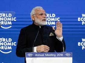 'India offers everything you seek': Full text of Narendra Modi's WEF 2018 opening plenary address
