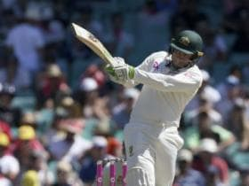 Usman Khawaja, Steve Smith delight Sydney crowd, put Australia in driver's seat on Day 2 of the 5th Ashes Test