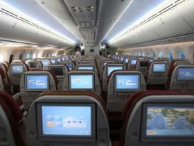 TRAI proposes in-flight mobile calls, use of internet, video services in Indian air space