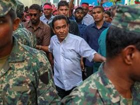 Maldives Parliament extends emergency for 30 more days, Opposition boycott vote