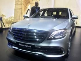 Auto Expo 2018: Mercedes Benz launches flagship Maybach S650 at a starting price of Rs 2.73 crore