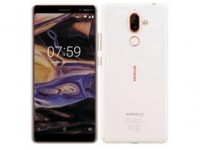 Nokia 7 Plus hands-on image appears days before its expected unveiling at the MWC 2018
