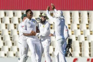 Lungi Ngidi's remarkable debut performance helps South Africa win Centurion Test, series