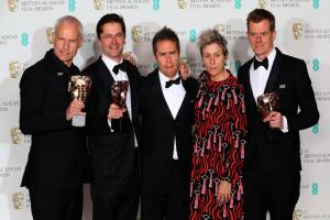Three Billboards conquers 2018 BAFTAs with five awards; Gary Oldman wins best actor