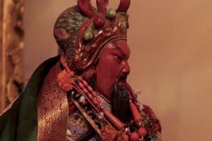 Hundreds gather at Mumbai's Kwan Kung temple as musical parade, dragon dance mark Chinese New Year