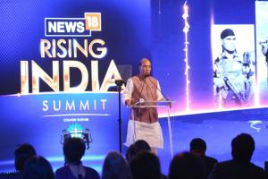 News18's Rising India Summit Day 2: Rajnath Singh talks on India's challenges; Nirmala Sitharaman quashes charges of scam in Rafale deal