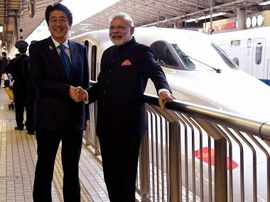 Jolt to Make in India? Japanese cos may bag $17 bn bullet train deal, local firms only to supply manpower