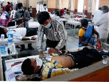 Health services cripple in Rajasthan as over 10,000 govt doctors go on mass casual leave, patients left in lurch