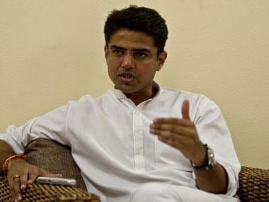 'We have busted the myth of BJP being an election-winning machine', says Rajasthan Congress chief Sachin Pilot