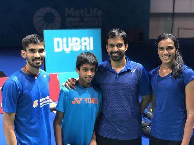 Dubai World Superseries Finals 2017: Kidambi Srikanth, PV Sindhu favoured to make semis after easy draws