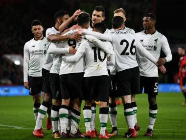 Premier League: Rampaging Liverpool power back into top four after thrashing Bournemouth