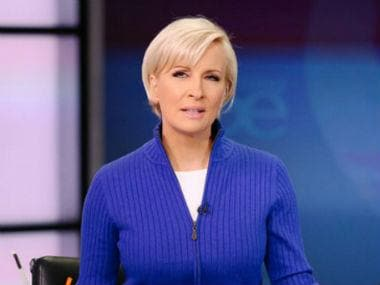 After Donald Trump's tweet about Kirsten Gillibrand, US news presenter Mika Brzezinski hits out at Ivanka