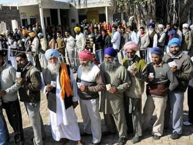 Punjab civic polls: Voting begins across state, results to be declared by evening; Congress, AAP, SAD-BJP in fray