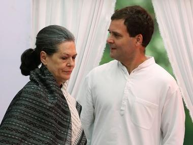 Sonia Gandhi steps down as Congress president after 19 years: A look back at her remarkable, turbulent political journey