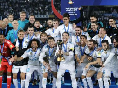 FIFA Club World Cup: Real Madrid ride on Cristiano Ronaldo free-kick against Gremio to retain silverware