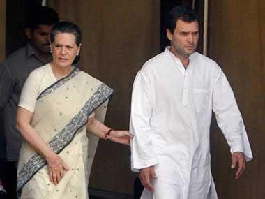 Sonia Gandhi hints at political retirement, says her 'role is to retire' after Rahul becomes Congress president
