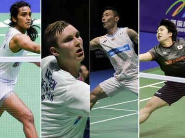 LIVE, Dubai World Superseries Final 2017, semi-final, badminton score and updates: Axelsen in final; PV Sindhu in action later