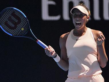 Australian Open 2018: Madison Keys cruises through to quarter-finals with comfortable win over Caroline Garcia