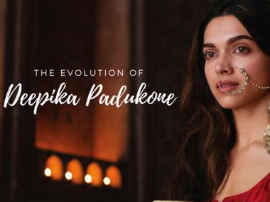 The evolution of Deepika Padukone: From Om Shanti Om to Bajirao Mastani