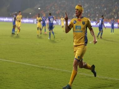 ISL 2017-18: Iain Hume leads Kerala Blasters' resurgence in week 10; Delhi Dynamos finally show some fight
