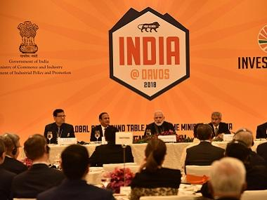 Narendra Modi in Davos: IMF's 7.4% GDP forecast is a gift to PM, but why is CSO pessimistic about Indian growth?