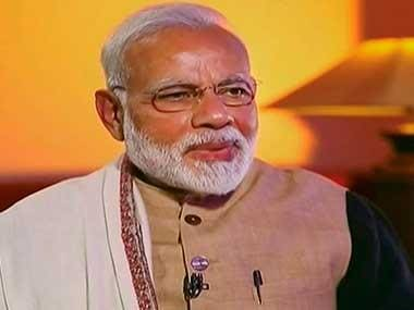 'When I stand next to biggest leaders, I remember they are not Narendra Modi': PM praises India, GST and his governance
