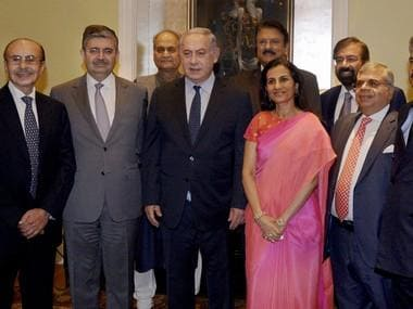 Govt's must learn to become slimmer, not be a burden on business: Israeli PM Netanyahu to industry captains