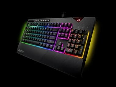 Check out ASUS ROG's exciting new RGB gaming products from CES 2018