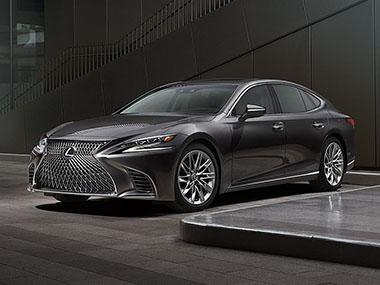Lexus flagship LS500H launched in India, deliveries from April 2018 onwards