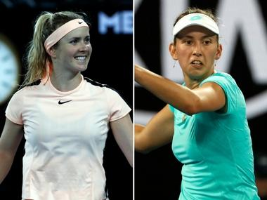 LIVE Australian Open 2018, tennis score and updates, quarter-finals: Elina Svitolina takes on Elise Mertens